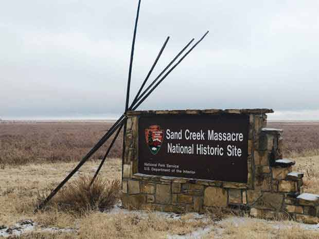 Listening to the Ghosts of Sand Creek Massacre